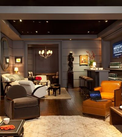 The Architectural Digest Greenroom at the 2012 Oscars : Architectural Digest