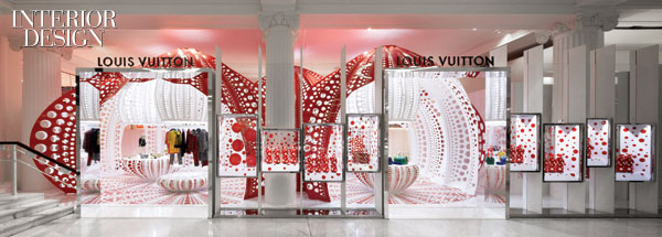 The International Interior Design Association (IIDA) recently announced Marc Fornes & The Very Many's Selfridges & Co. Pop-Up Shop as a winner of the 40th Annual Interior Design Competition in the Retail/Showroom Category.