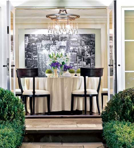 Dining Room With Personality
