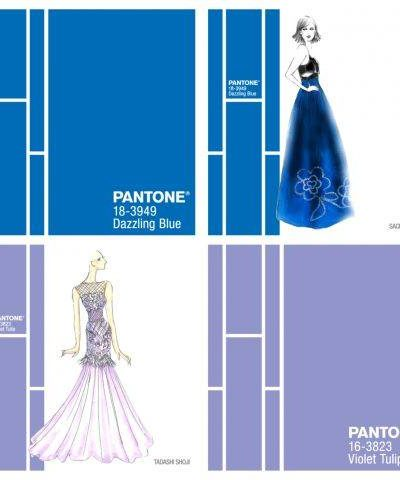 Color Watch:  Pantone Dazzling Blue