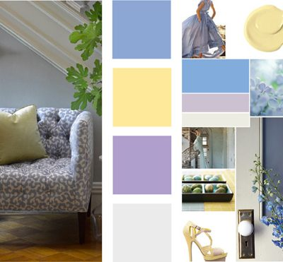 Robert Allen introduces 5 new color palettes