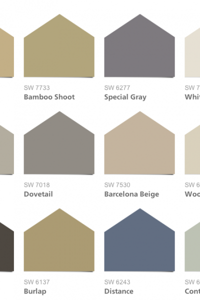 2014 HGTV Dream Home Paint Colors