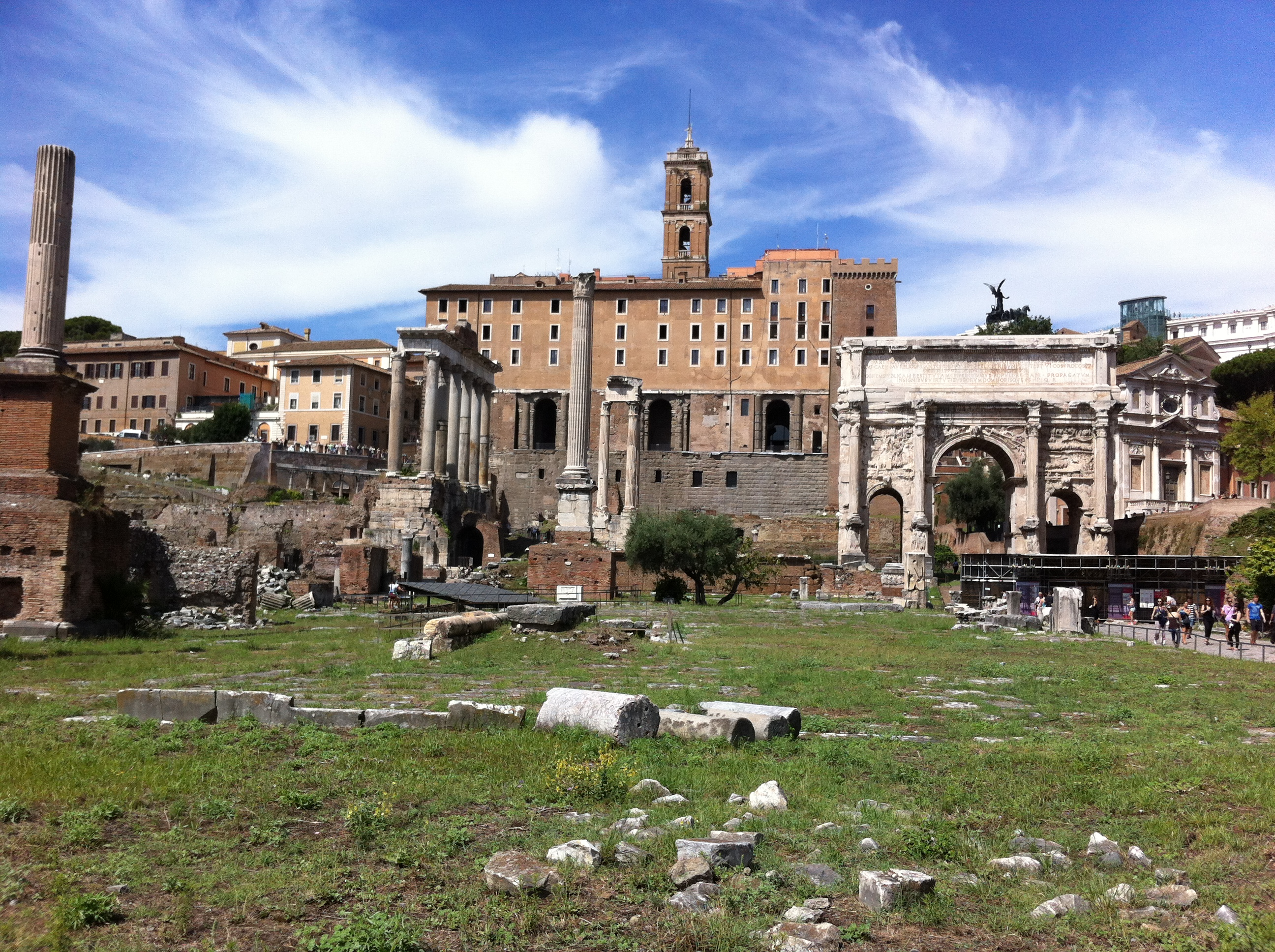Italy Vacation. Ancient Rome. www.intentionaldesigs.com