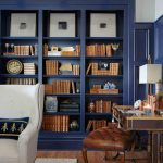 accent wall options, Built-in Bookcases