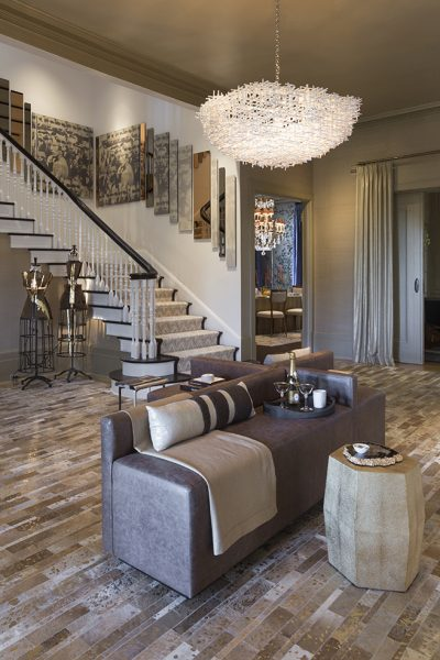how to make an entrance … foyer design