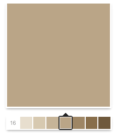 brown color scheme