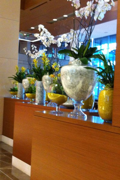 summer floral arrangements