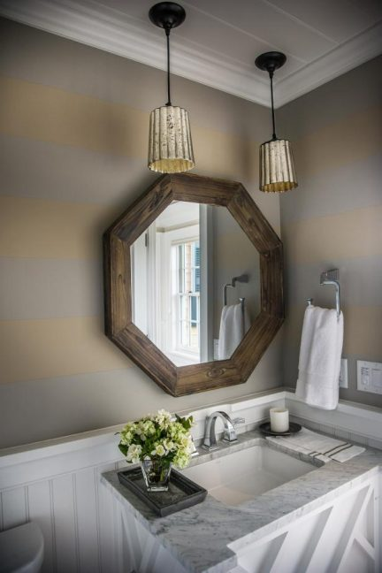 spa-like bathroom, HGTV Dream Home 2015 Paint Colors