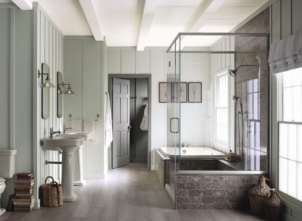 Spa Like Bathroom, Choosing Paint Colors For Your Home.