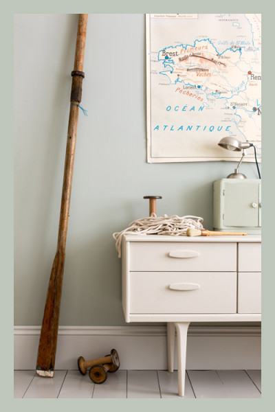 Farrow and Ball Light Blue No. 22 2015 Key Colours