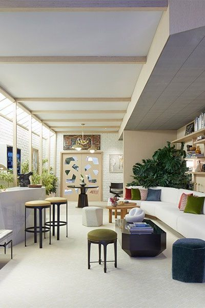 2015 Architectural Digest Greenroom Design