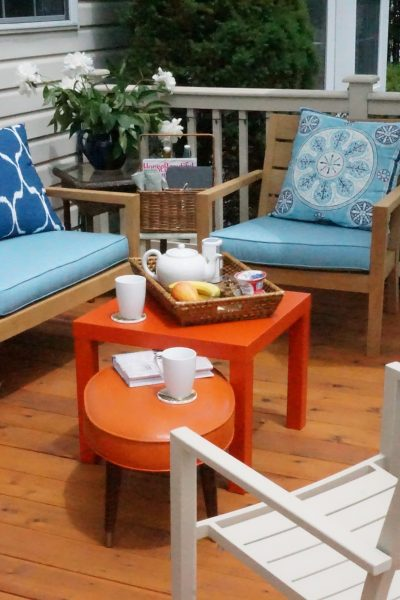 A Good Buy … Outdoor Dining Chairs