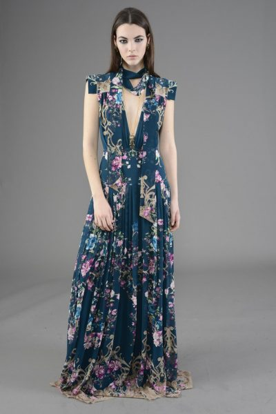 Trend Watch: Dark Floral Fabrics