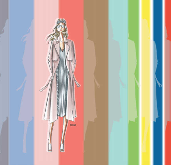 Pantone Spring 2016 Color Trends