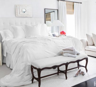 Get The Look: White Bedroom