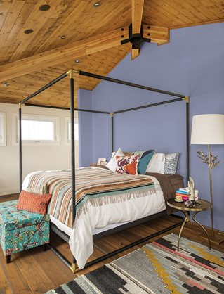 summer-house, Spring Decorating