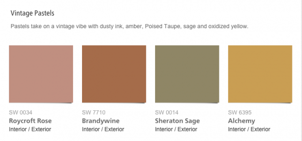 Taupe Paint Color