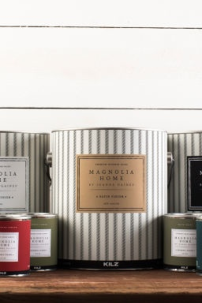 New! Joanna Gaines Paint Line