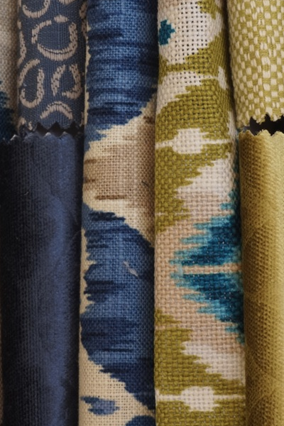 How to add Bold Fabric Designs