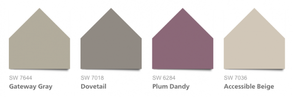 HGTV Smart Home 2017 Paint Colors