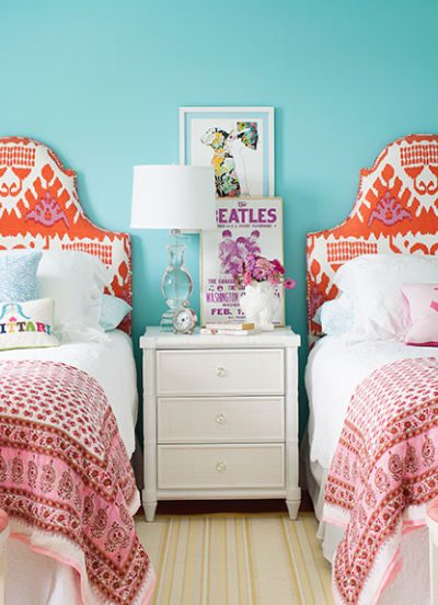 Kids Bedrooms … Decorating tips to grow with them!