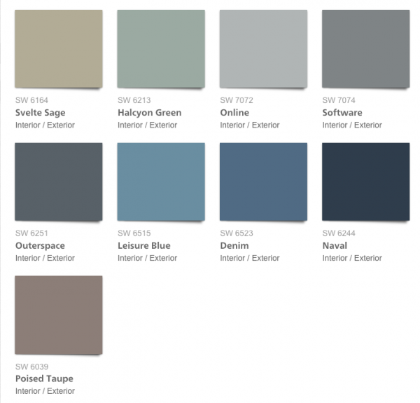 pottery barn 2017 spring summer paint colors intentionaldesigns com