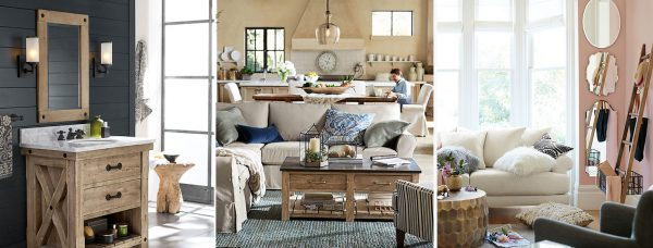 Pottery Barn 2017 Spring Summer Paint Colors - IntentionalDesigns.com