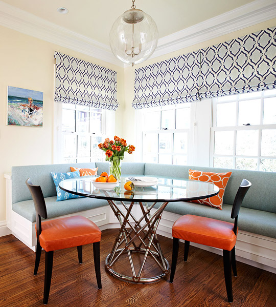 Hawthorne Yellow Kitchen: 5 Kitchen Breakfast Nooks You'll Want To Copy