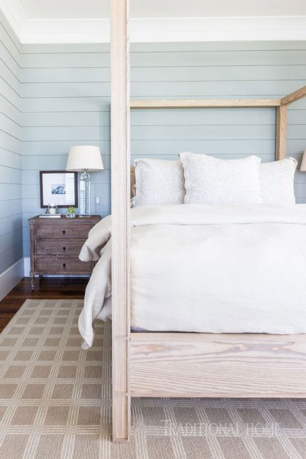 shiplap accent wall, diy shiplap