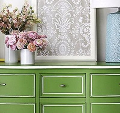 50's Furniture Makeover, Our Favorite diy of the Week