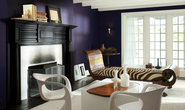 purple paint color