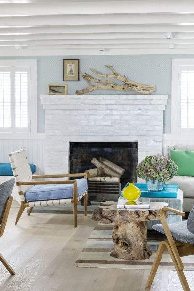 5 ways to get your fireplace ready for summer!