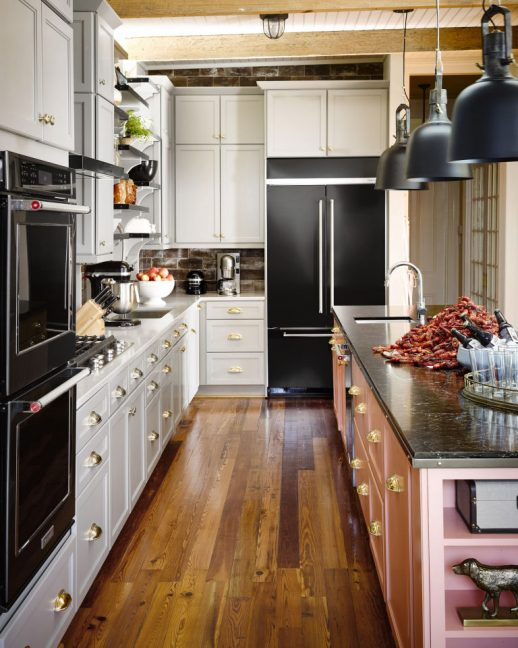 2017 Matte Black Color Is Trending For Home Interiors