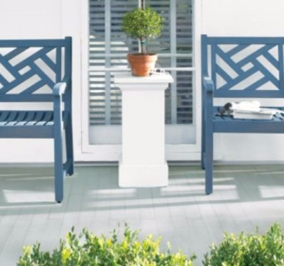 Outdoor furniture paint color ideas: Weekend Series III