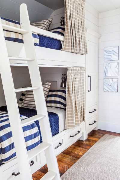 5 Bunk Bed designs, are they making a comeback for kids rooms?