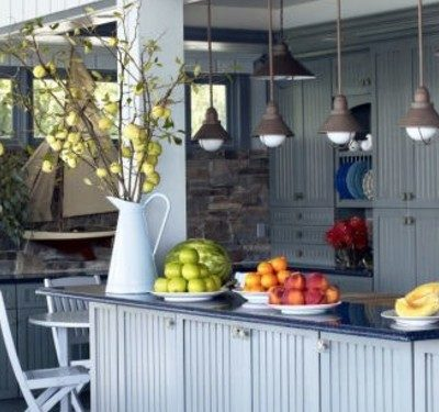 6 designs for an outdoor kitchen space