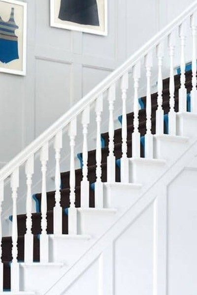 Just for the fun of it … 5 stylized staircases!