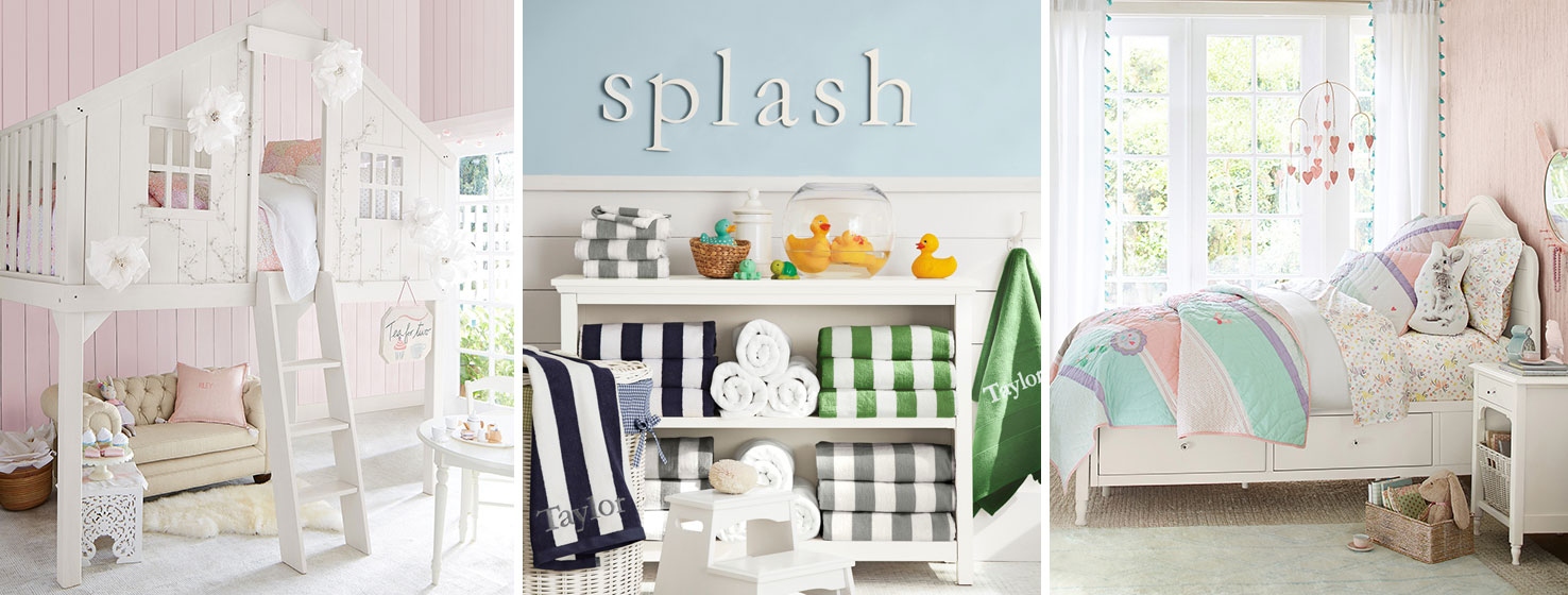 pottery barn 2017 spring summer kids paint colors