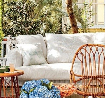 3 ways to up your Boho Porch Design