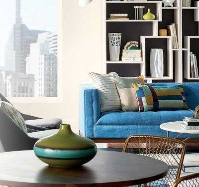 Pixelated Color Palette, Connectivity from Sherwin-Williams
