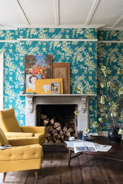 Wallpaper Farrow & Ball