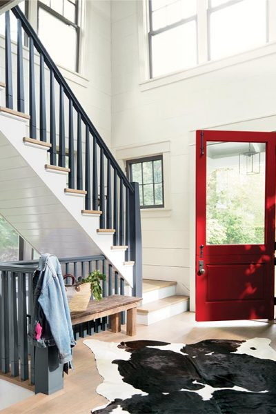 4 Fabulous Front Door Paint Colors