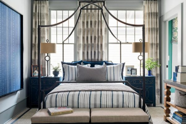 HGTV 2017 Urban Oasis Guest Bedroom Paint Colors