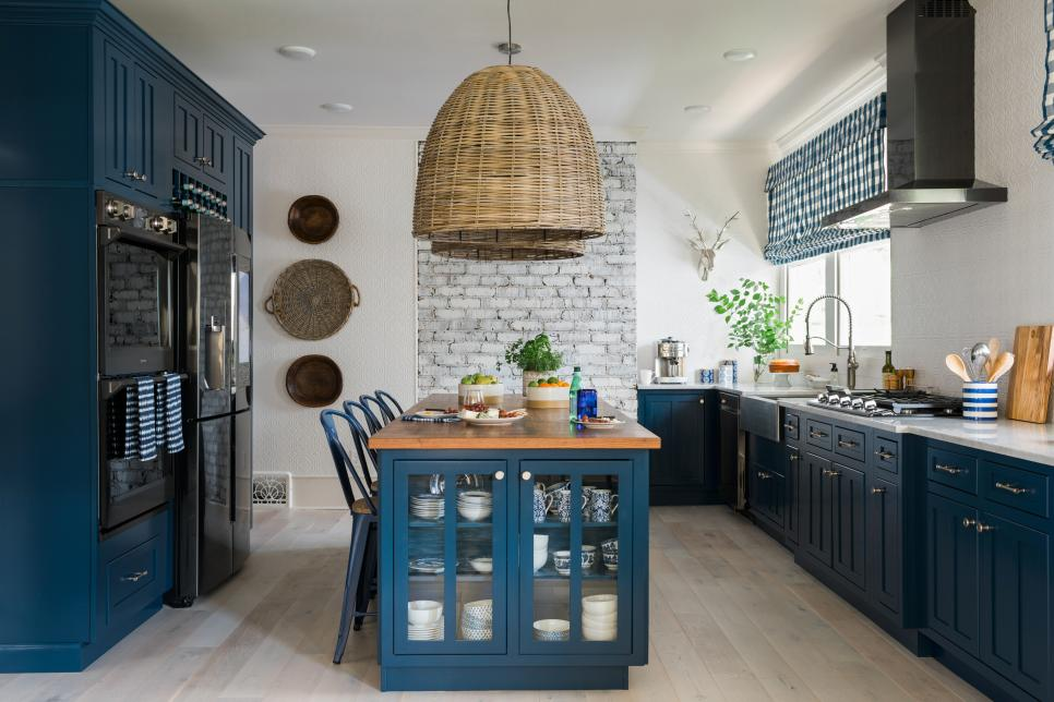 What Colors To Paint A Kitchen Pictures Ideas From Hgtv: HGTV Urban Oasis 2017 Paint Colors