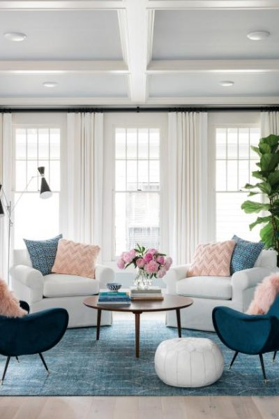 HGTV Urban Oasis 2017 Paint Colors, Living Room