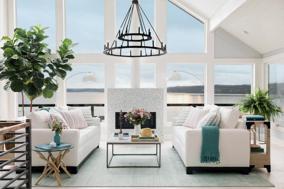 2018 Paint Colors Sherwin Williams HGTV Dream Home
