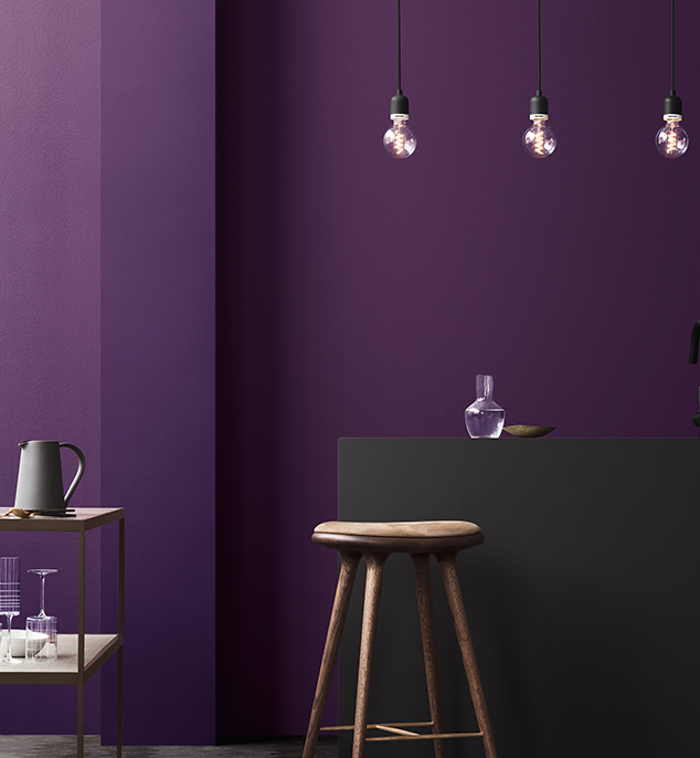 Pantone Ultra Violet 2018 Color of the Year IntentionalDesignscom