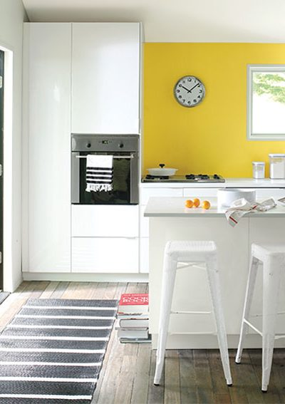 Trending Yellow Paint Colors for 2018