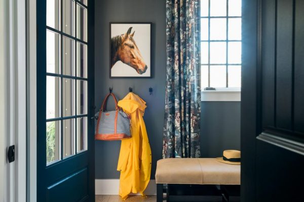 Smart Home 2018 Paint Colors, mudroom ideas
