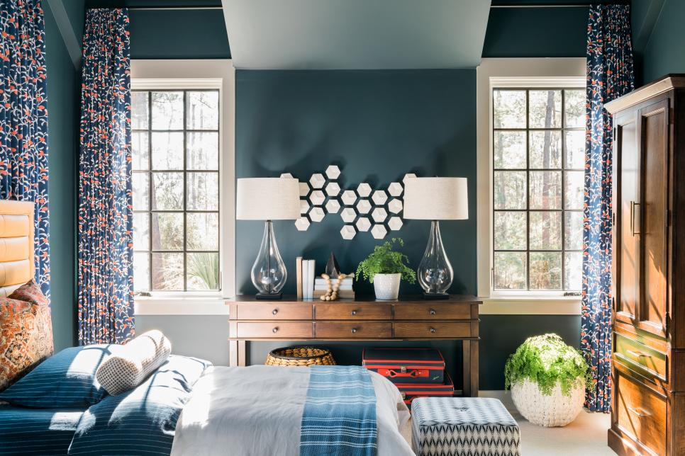 HGTV Smart Home 2018 Paint Colors